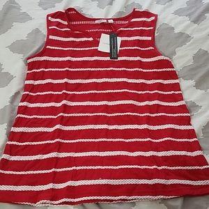 Croft & Barrow blouse size S